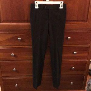 Like new boys black dress pants